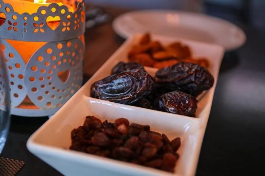 Food in Ramadan