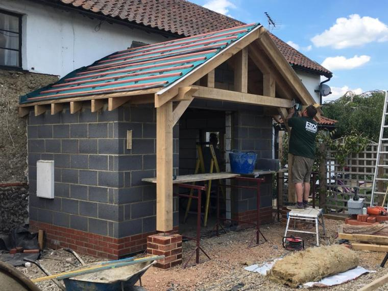Rix Construction - Norfolk builders
