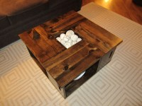 build your own coffee table | Rixen It Up!