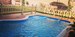 شاليهات لولوة حي اليمامة /حمام سباحة، ألعاب أطفال