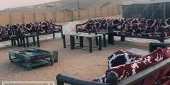 شاليهات أمي النوري الرمال أفضل مخيمات الرياض