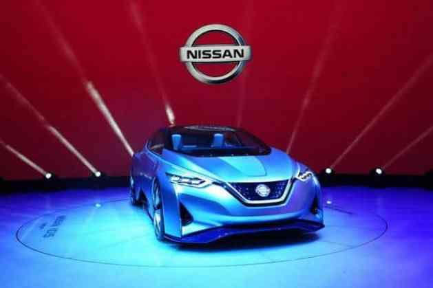 Nissan IDS Concept Geneva Motor Show 2016 1