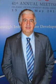 المهندس هاني سالم سنبل الرئيس التنفيذي للمؤسسة الدولية الإسلامية لتمويل التجارة