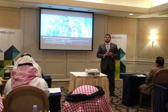 رشيد العمري، الخبير الاستراتيجي لحلول الأعمال في منطقة الشرق الأوسط وشمال أفريقيا