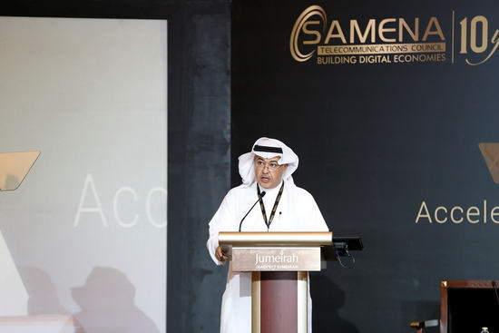"""قمة """"سامينا"""" تركز على دور صناعة الاتصالات والتقنية الرقمية في تنمية المجتمعات"""