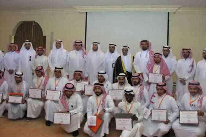 اكسيوم تيليكوم تواصل جهود سعودة الوظائف وتنمية مهارت الشباب السعودي