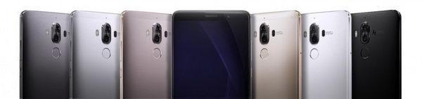 هاتف هواوي Mate 9 يقدم أسرع معالج في العالم للهواتف الجوالة وشحن سريع للبطارية بكاميرتين خلفيتي متوافر حالياً في السعودية