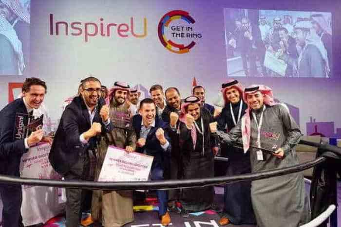 "STC تتوج الفائزين بمسابقة أولمبياد رواد الأعمال ""أدخل الحلبة"""
