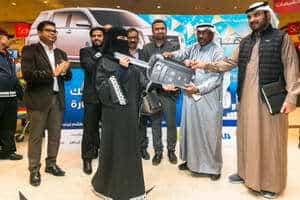لاندمارك العربية تعلن الفائزين في الجولة الأولى من حملة (زوروا واربحوا)