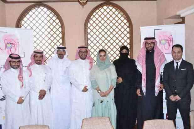 معرض سبرنق اند اي في فندق الفيصلية بدرة الرياض