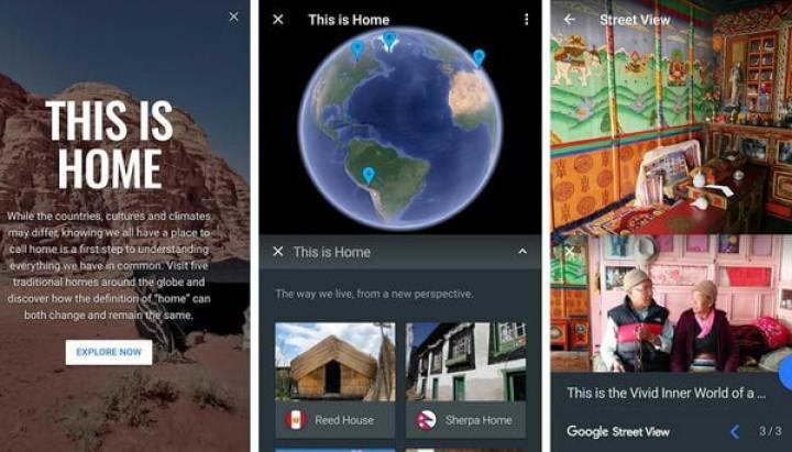 غوغل تطلق نسخةً جديدةً من خدمة Google Earth