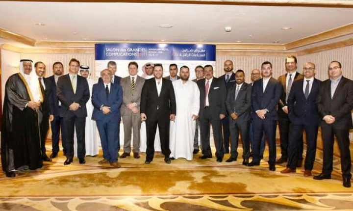 Salon des Grandes Complications KSA Opening Ceremony