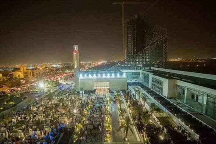 جامع الملك عبدالله يقدم 30 ألف وجبة إفطار وسحور من صنع السيدات السعوديات
