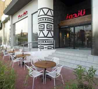 ناندوز تفتتح فرعها الأكبر عالميًا في شارع التحلية الرياض