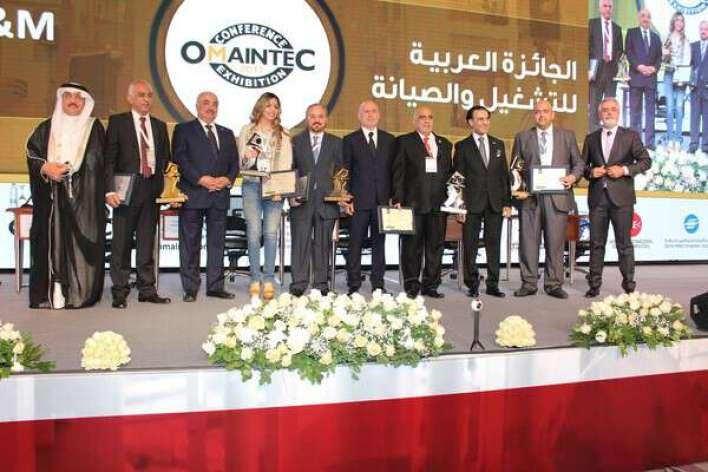 عين الرياض تفوز بجائزة أفضل عمل إعلامي يساهم في تطور أعمال التشغيل والصيانة في العالم العربي