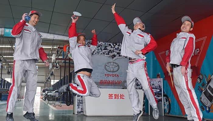 عبد اللطيف جميل للسيارات في الصين تحقّق مكانة رائدة بين شركات موزّعي تويوتا في السوق الصينية