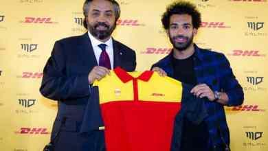 DHL Express Announces Egyptian Football Superstar Mohamed Salah as Brand Ambassador for the MENA Region