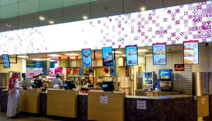 """سلسلة المطاعم السعودية """"شاورمر"""" تفتتح فرعها الثمانين في المملكة بمطار الملك خالد الدولي"""