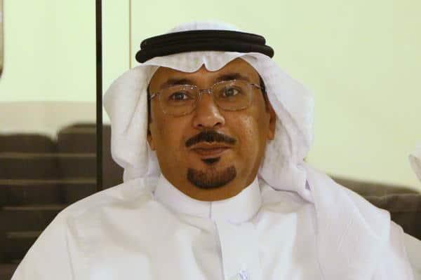 رئيس مجلس ادارة غاية الاستثمار عبدالرحمن الحصيني