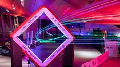 Drone Racing League (DRL) Brings World Championship Drone Race to Saudi Arabia