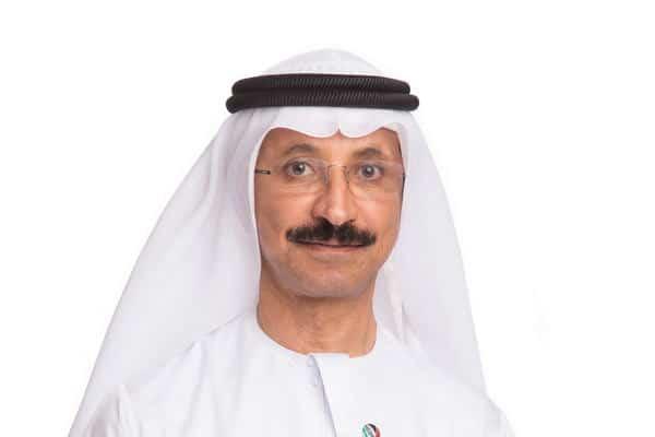 """سلطان أحمد بن سليم، رئيس مجلس الإدارة والرئيس التنفيذي لمجموعة """"موانئ دبي العالمية""""، رئيس مجلس إدارة شركة """"فيرجين هايبرلوب ون"""""""