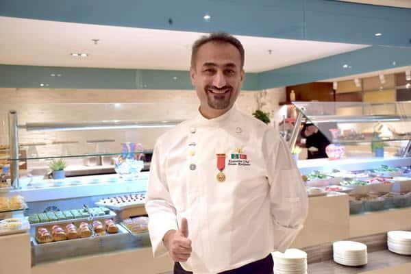 افتتاح ليلة سلطان ريحان  التركية في مطعم فلافورز - فندق روش ريحان من روتانا