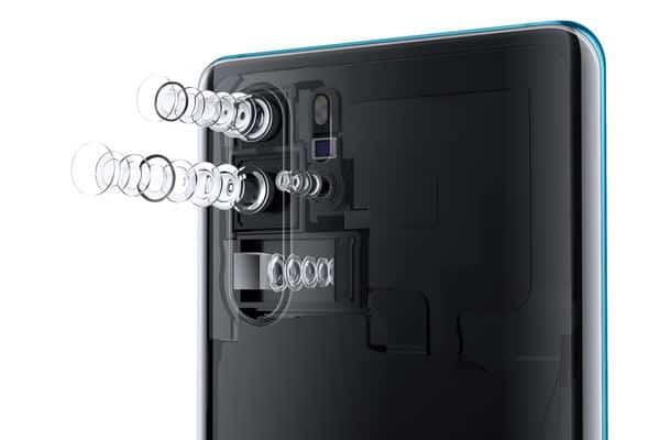 استكتشاف أهم 6 ابتكارات في الهاتف الذكي HUAWEI P30 Pro: هاتف الكاميرا الفائقة ذو الأداء القوي