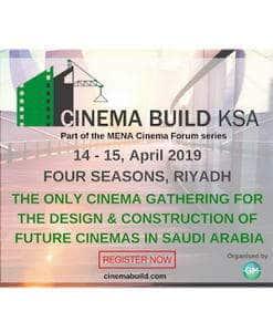 ملتقى سينما بيلد السعودية