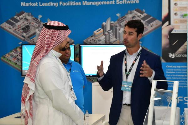 """معرض إدارة المرافق """"إف إم إكسبو السعودية"""" يستعرض أحدث حلول الإدارة القائمة على التقنيات"""