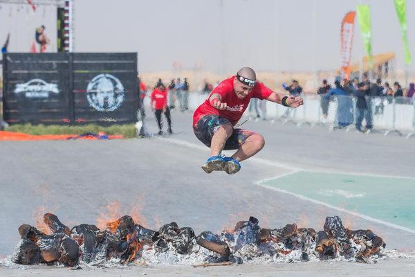 الاتحاد السعودي للرياضة للجميع يعلن عن إطلاق سباق سبارتن الرياض 2020