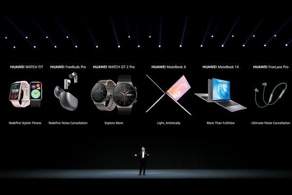 هواوي توسّع مجموعة منتجاتها الشاملة بستة منتجات جديدة تناسب جميع السيناريوهات وتجعل الحياة أسهل وأكثر ذكاءً