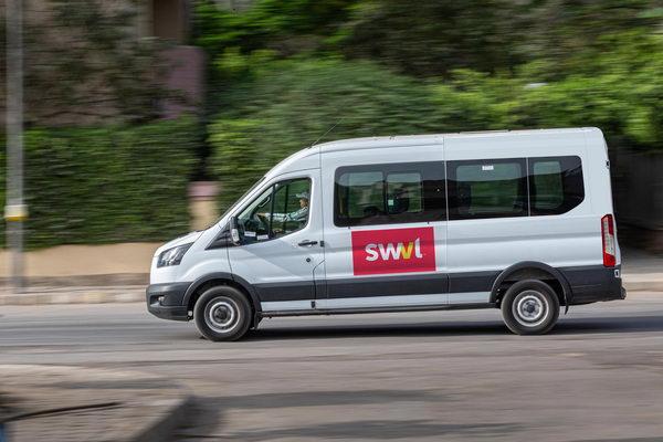 """""""سويڤل"""" تتوسع في أوروبا وأمريكا اللاتينية ومنطقة آسيا والمحيط الهادئ  من خلال الاستحواذ على منصة """"شوتل"""" لـ"""" خدمة البرمجيات """" للنقل الجماعي"""