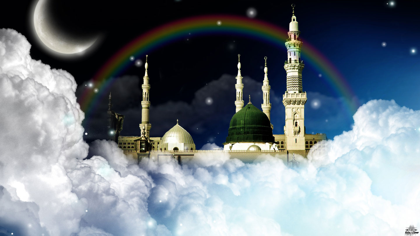 Allah Wallpaper Animation Madina And Makkah Wallpaper