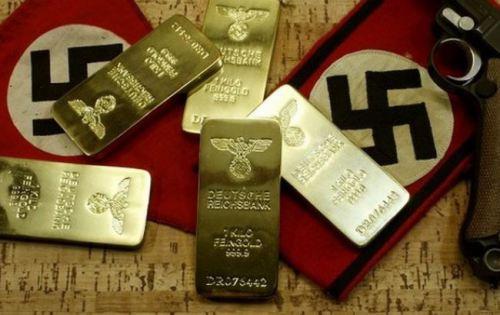 золото гітлера
