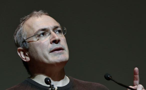 """Ходорковский выступил с кратким заявлением в связи с трагедией малайзийского """"Боинга"""""""
