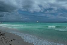 Aux Philippines, le temps nuageux peut laisser place l'instant d'après à un temps lumineux et ensoleillé