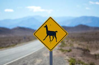 Itinéraire Perou Bolivie Chili