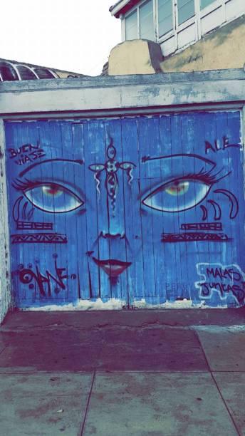 Barranco, un graffiti parmi tant d'autres