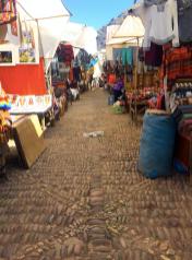 Marché de Pisac, Vallée Sacrée