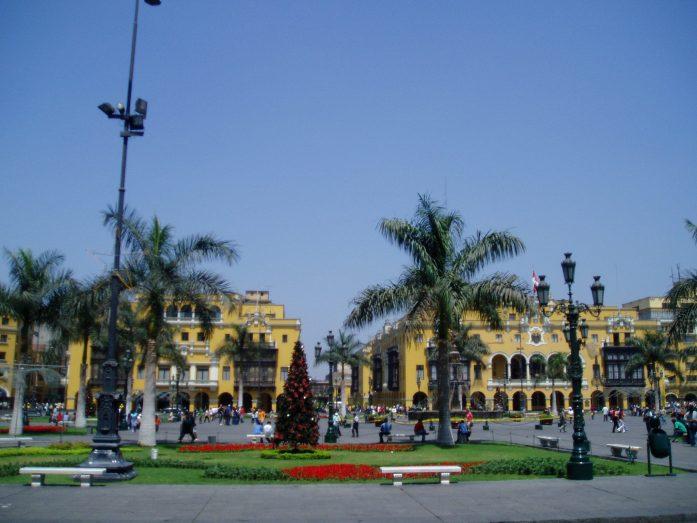 Lima, capitale du Pérou - tous droits réservés @Argentina Excepción
