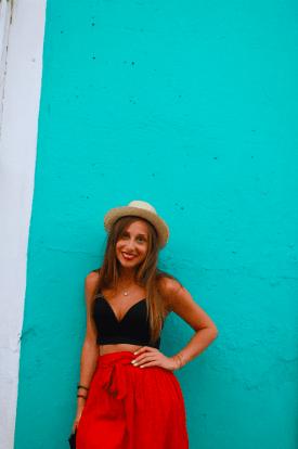 Les rues colorées de la belle Trinidad, Cuba (2018)