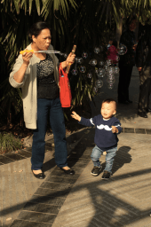 People-park-chengdu-babyboy