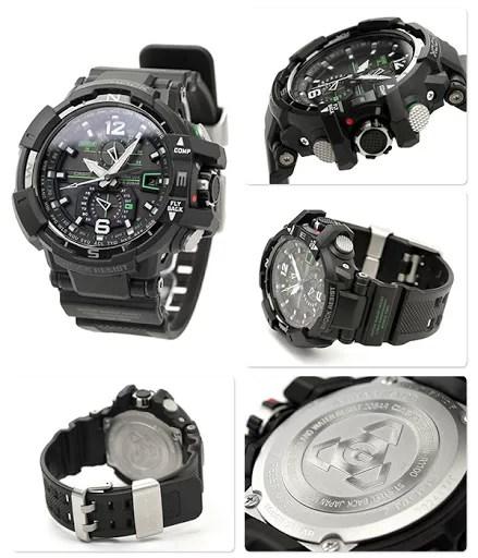 Spesifikasi Jam Tangan Casio G-Shock - GW-A1100