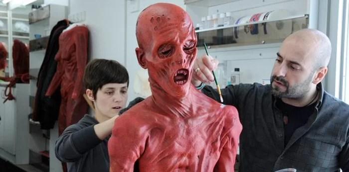 Crimson Peak practical ghost, sumber slashfilm
