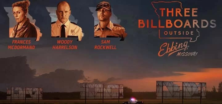 Three Billboards Outside Ebbing Missouri (Fox Searchlight Pictures)
