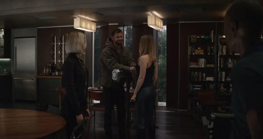Adegan di Avengers: Endgame (Copyright: Marvel Studios)