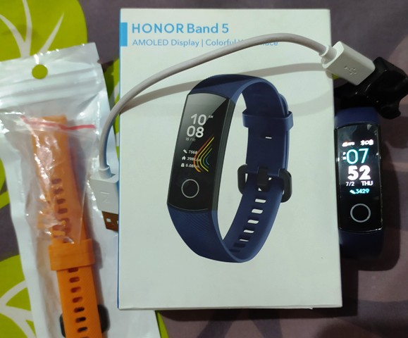 Review Honor Band 5