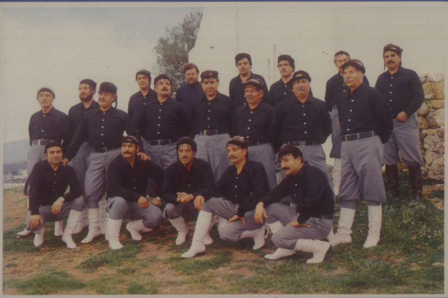 Μαδάρες 1986 Νο 6 7