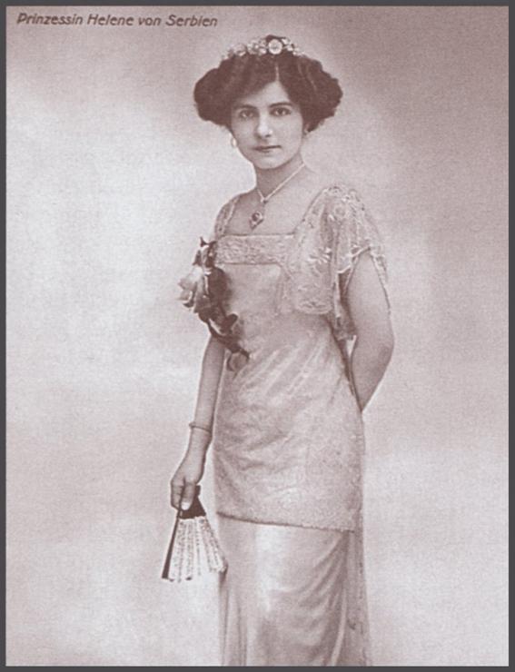 Резултат слика за Princeza Jelena Karađorđević, ćerka kralja Petra I