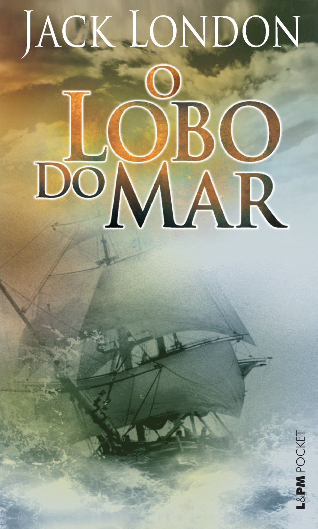 Capa de O lobo do mar